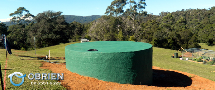 Rainwater and grey water harvesting