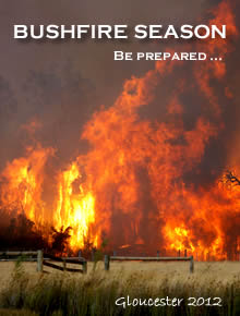 Be prepared for the fire season with concrete water storage